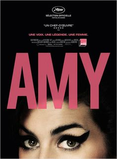 "♥♥♥♥ ""Amy"", un documentaire d'Asif Kapadia avec	Amy Winehouse, Mark Ronson, Tony Bennett,  Blake Fielder... (07/2015)"