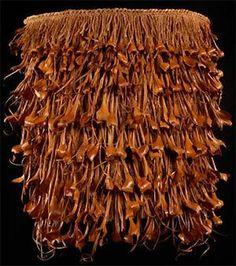 MODERN ARTIST: Woven in flax (Harakeke) by Elaine Bevan