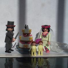 #playmobil #playmobilspain #playmobilfans #playmobil wedding #wedding #boda