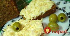Fantastická zelerová pomazánka Czech Recipes, Russian Recipes, No Salt Recipes, Baking Recipes, Salty Foods, Food Humor, Unique Recipes, Winter Food, Winter Meals