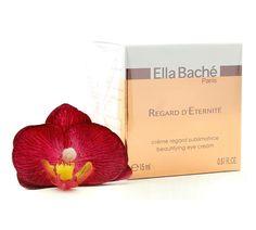 Ella Bache Regard d'Eternite - Beautifying Eye Cream 15ml - Innovation - Global Anti-Aging Millesime for Eyes. #EllaBache #eye #eyecare #antiaging #skincare #beauty