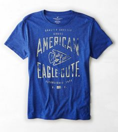 AEO Signature Graphic T-Shirt
