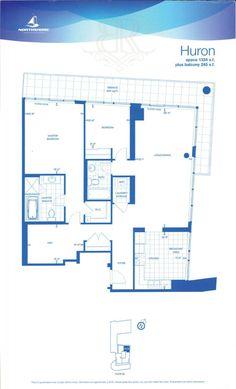1 Hurontario Street - Floor Plans - Penthouse