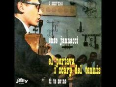 Enzo Jannacci - El portava i scarp del tennis (1964)