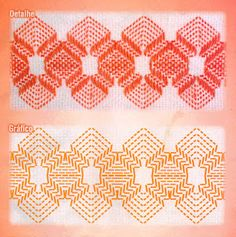 Idea: Framed Art of Swedish Weaving (Huck) Swedish Embroidery, Simple Embroidery, Cross Stitch Embroidery, Hand Embroidery, Cross Stitches, Applique Quilt Patterns, Embroidery Patterns, Stitch Patterns, Loom Patterns