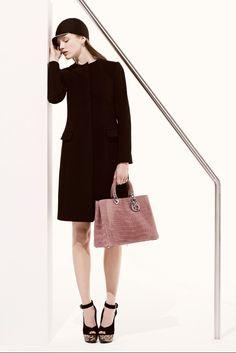 Christian Dior Resort 2013 Fashion Show - Andreea Diaconu (IMG)
