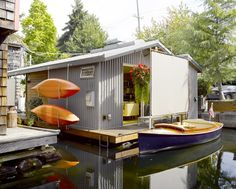 Float House..