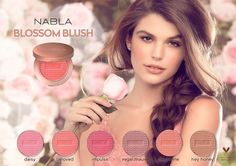 blossom blush nabla cosmetics