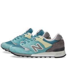 New Balance M577ETB 'English Tender' - Made in England (£5 Note Green)