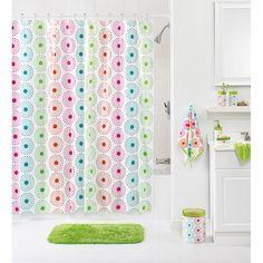 your zone peva shower curtain - Walmart