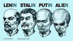lenin_stalin_putin_alien