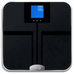 Taylor glass body fat scale, $34.19 on http://target.com http://computer-s.com/bathroom-scales/bathroom-scale-reviews/