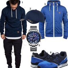 10 blue and white looks men should copy men 39 s fashion. Black Bedroom Furniture Sets. Home Design Ideas