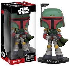 Star Wars Wacky Wobbler - Boba Fett