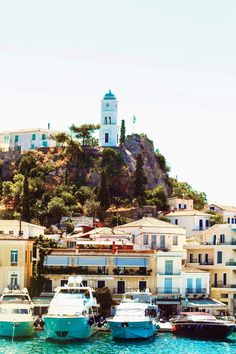 Poros,Greece by Eliza Malkhasyan on Poros Greece, Athens Greece, Couple Travel, Yacht Week, Road Trip, Greece Travel, Greece Trip, Wanderlust, Greece Islands