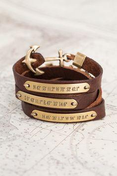 World Traveler's Bracelet