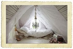 Indoor Forts...This is happening, and it will indeed be perfect.