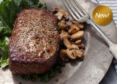 100% grass-fed bison meat delivered right to your door! Click Visit to view our bison products and the Savor Summer menu!