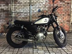 Yamaha yb125 sp custom
