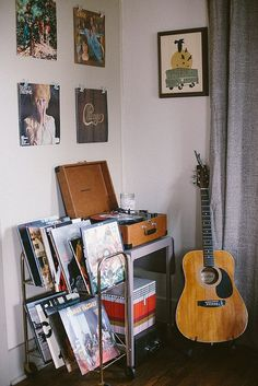 Our Home // Living Room by Delightfully Tacky, via Flickr