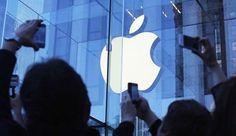 Bir Apple iki buçuk Merkez etti