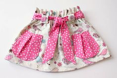 cutest skirt pattern!