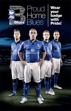 The new 2012/13 home kit is revealed. #BCFC