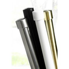 Gardinstang antik messing -19 mm Scala - Gardinstænger - Gardin tilbehør - Tilbehør