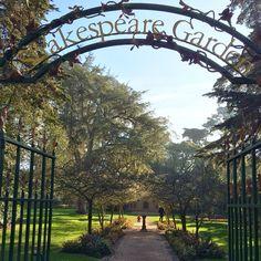 Shakespeare's Garden-Golden Gate Park. http://www.golden-gate-park.com/garden-of-shakespeares-flowers.html