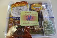 Airline Meal Mishloach Manot