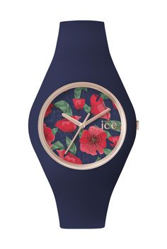 Need a beautiful watch? Look at ICE flower - Seduction . Shop it now for 99€ or £77 on Ice-Watch Official Webstore: https://www.ice-watch.com/be-en/ice/ice-flower-p-26718.htm?coul_att_detailID=898&utm_source=SOC_Pinterest&utm_medium=Post&utm_content=Product&utm_campaign=2015-11-12_Product-Pinterest-ALL_ALL
