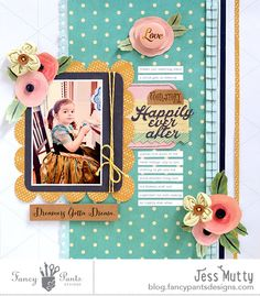 Layout: Happily Ever After