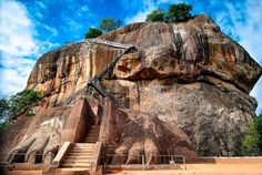 Sigiriya – The Lion Rock Palace