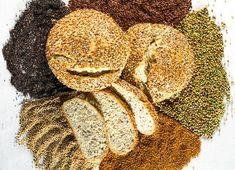 Ψωμί με φαγόπυρο, τσία και λινάρι Bread, Recipes, Brot, Recipies, Baking, Breads, Ripped Recipes, Buns, Cooking Recipes