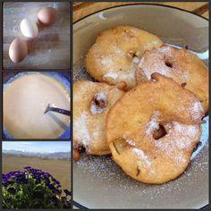 Pentole di cristallo ♥: Le frittelle di mele di mio nonno