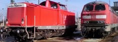 Red Diesel Engines