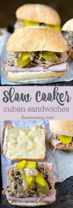 Slow Cooker Cuban Sa