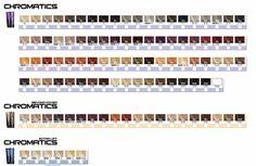 redken color fusion chart - Google Search