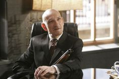 """The Rabbi (Ben Kingsley, Lucky Number Slevin) - """"The unlucky are nothing more than a frame of reference for the lucky. You are unlucky, so I may know that I am not. Unfortunately the lucky never realizes they are lucky until it's too late. Take yourself for instance; yesterday you were better off than you are off today but it took today for you to realize it. But today has arrived and it's too late. You see? People are never happy with what they have."""""""