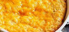 bestanddele 5 groot eiers 1 kop bruismeel 3 el gesmelte botter 1 x 410 g blikkies Cream Style Suikermielies 1 k gerasperde cheddarkaas 1 tl sout mespunt rooipeper gekapte pietersielie na smaak gem… World's Best Food, Good Food, South African Recipes, Ethnic Recipes, Cream Style, Easy Food To Make, Macaroni And Cheese, Side Dishes, Easy Meals