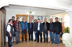 ABGC Didim Temsilciliğinden Esnaf Odası'na Ziyaret