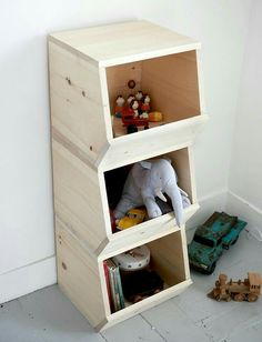 Porta juguetes