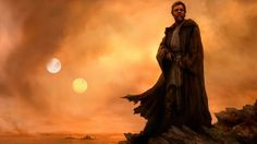 """""""Obi-Wan always puts others and what's right before himself. If Jedi are the heart of Star Wars, Obi-Wan is the heart of the Jedi."""" -Star Wars.com"""
