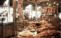 Paris's best bakeries: du pain et des idees