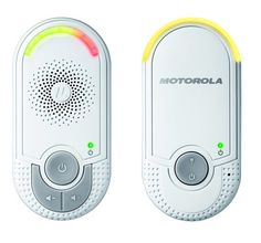 Motorola Digital Audio Baby Travel Monitor (Discontinued by Manufacturer) by Motorola