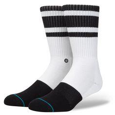 Stance | White Out 2 (Black) | Men's Socks
