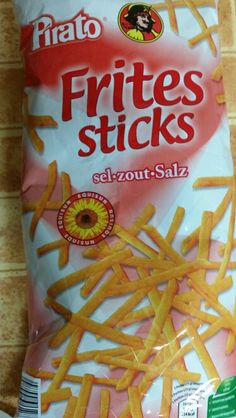 Frietjeschips - zout