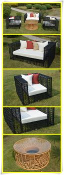 Outdoor Furniture Sofa Main DA1082 7