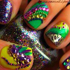 omgggg these nails are amazing!