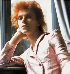 When I grow up, I want to be David Bowie.